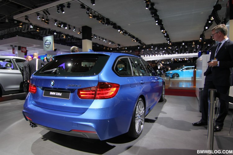 BMW 330d Touring M Sport 750x500