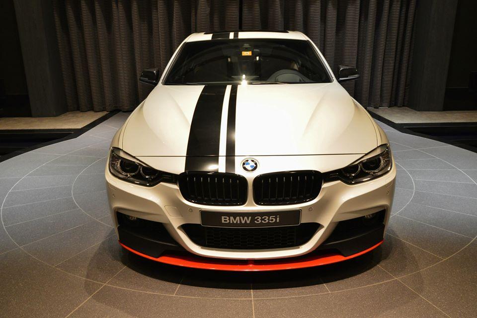 BMW 335i m performance parts image 6