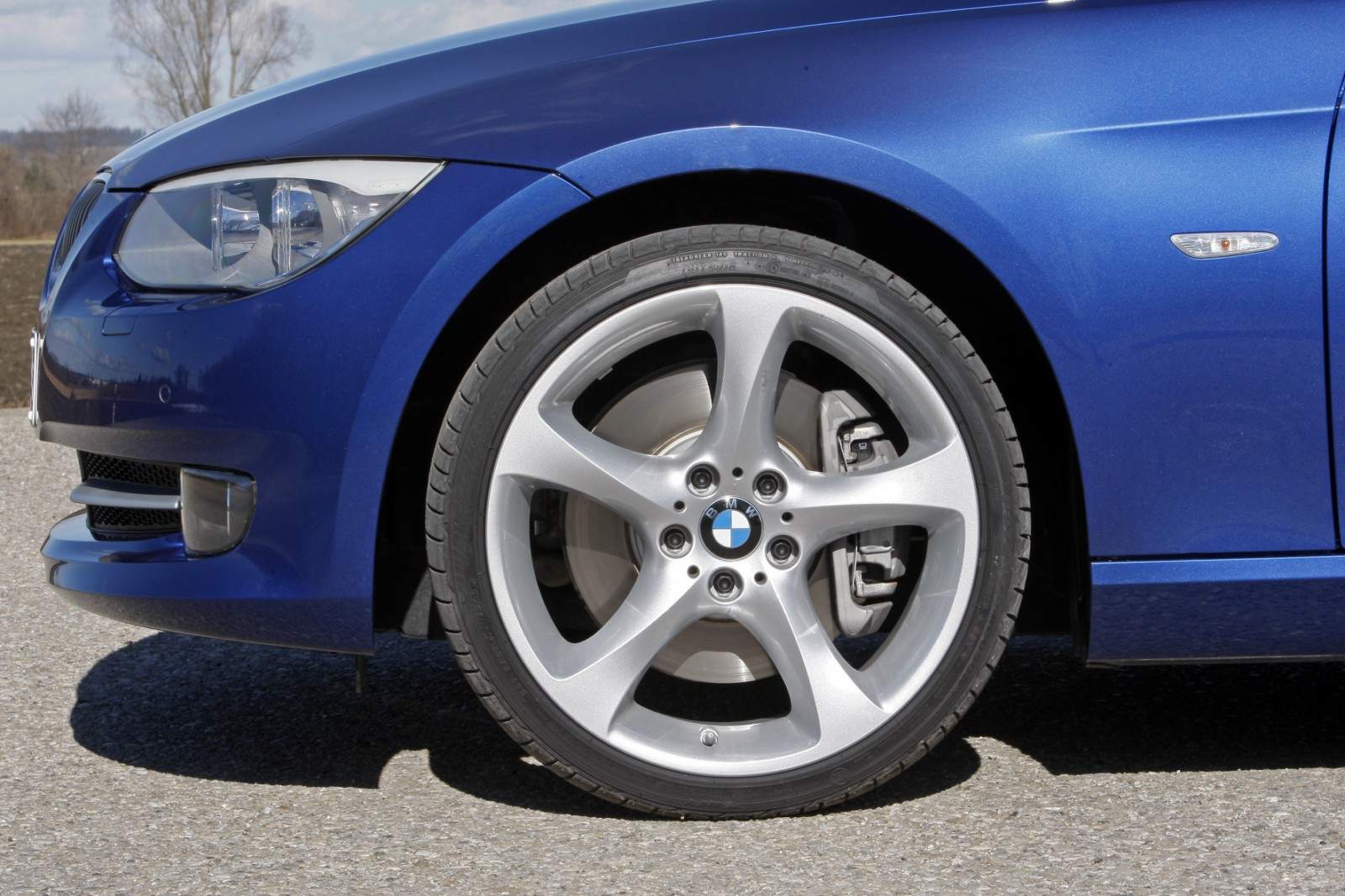 BMW 3er Cabrio E93 LCI Exterieur Details 01