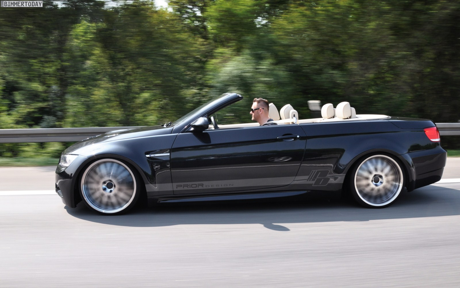 Prior Design Offers A Wide Body Kit For Bmw 3 Series Convertible