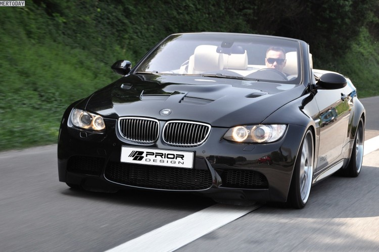 BMW 3er Cabrio E93 Widebody Prior Design 04 1 750x500