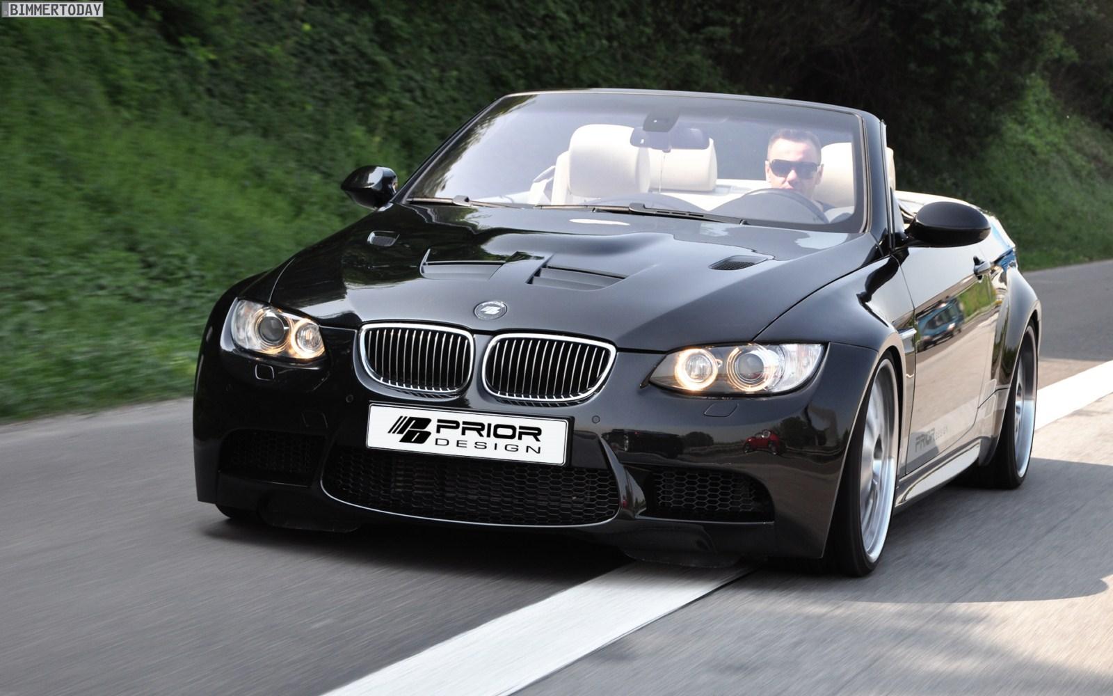 BMW 3er Cabrio E93 Widebody Prior Design 04 1