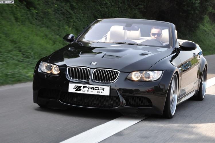 BMW 3er Cabrio E93 Widebody Prior Design 04 750x500