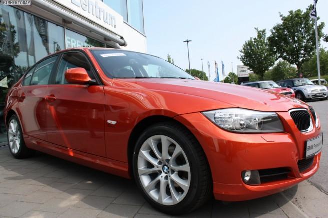 BMW 3er E90 LCI Individual Valencia Orange Metallic 02 655x436