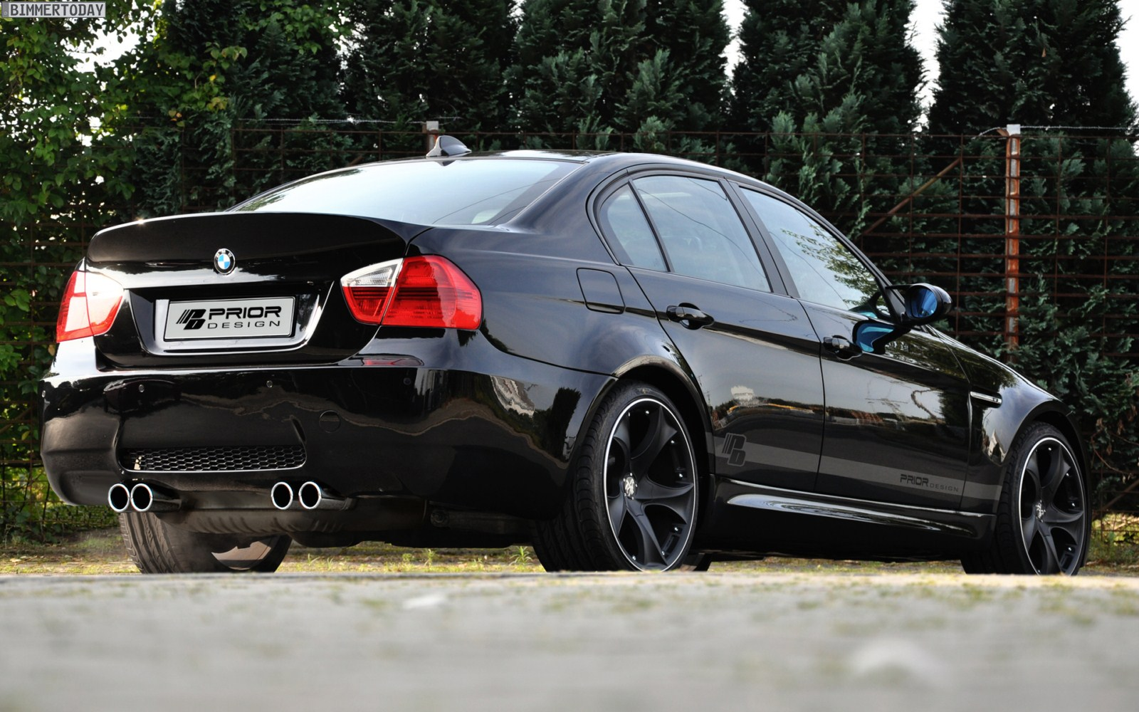 BMW 3er E90 Widebody Kit Prior Design 19
