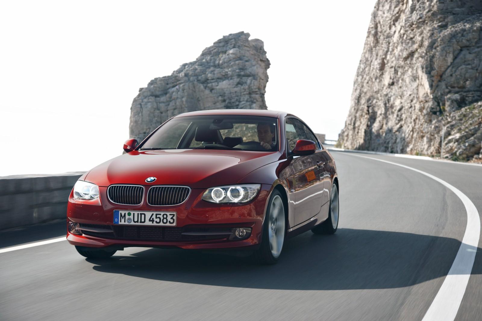 BMW 3er E92 LCI 07