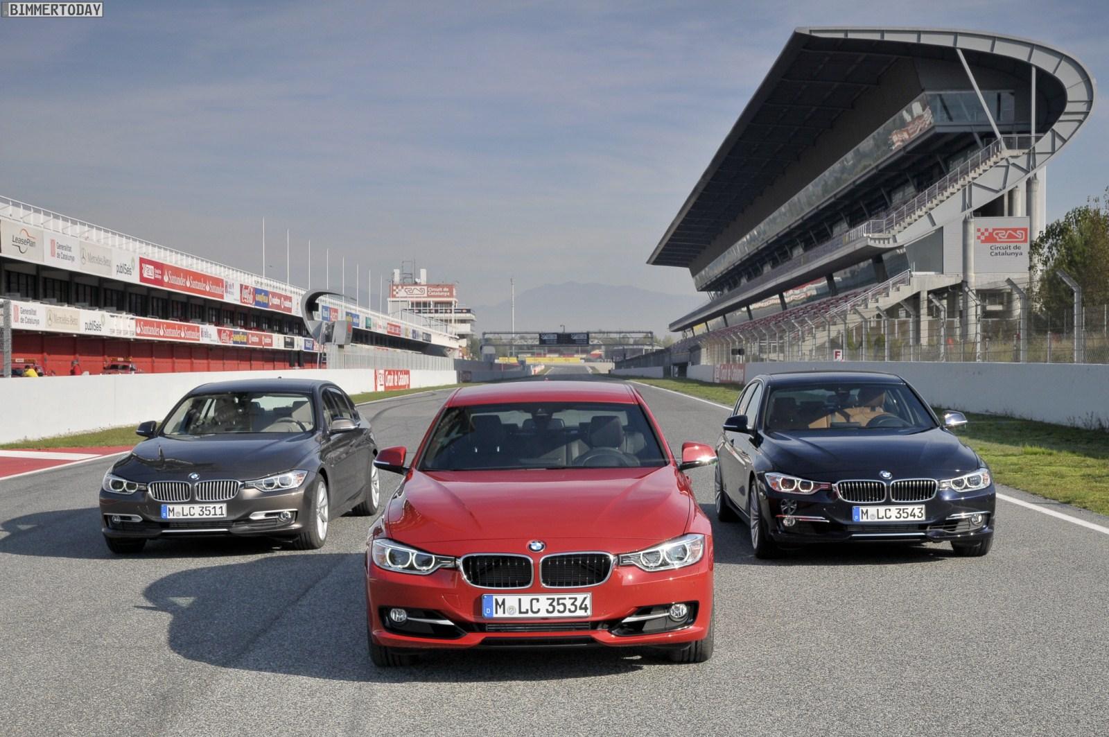 BMW 3er F30 2012 Sport Modern Luxury Line 032