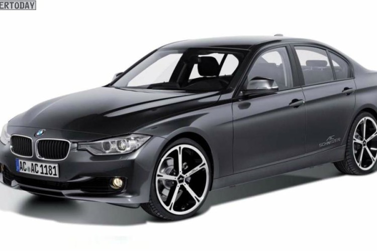 Ac Schnitzer Accessories For The New F30 Bmw 3 Series