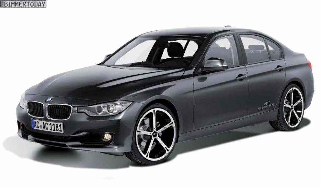 BMW 3er F30 Felgen Tuning AC Schnitzer 01