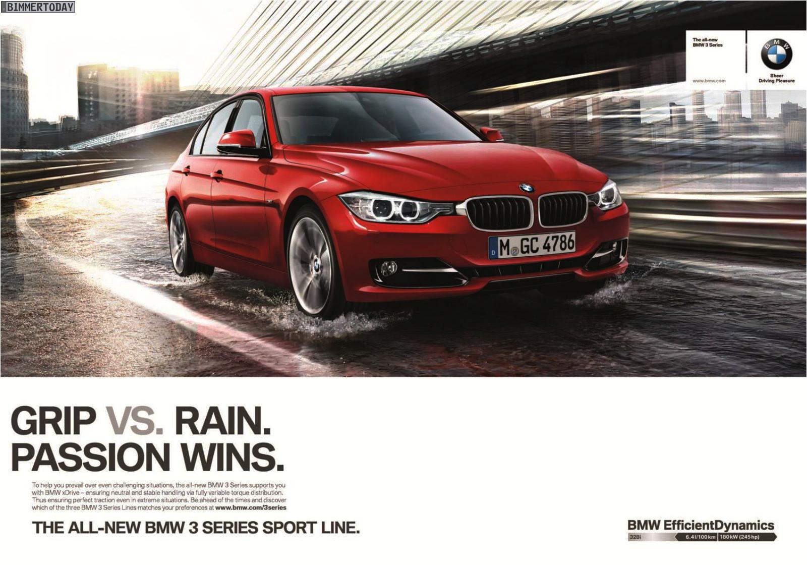 BMW 3er F30 Leidenschaft gewinnt Werbekampagne 073