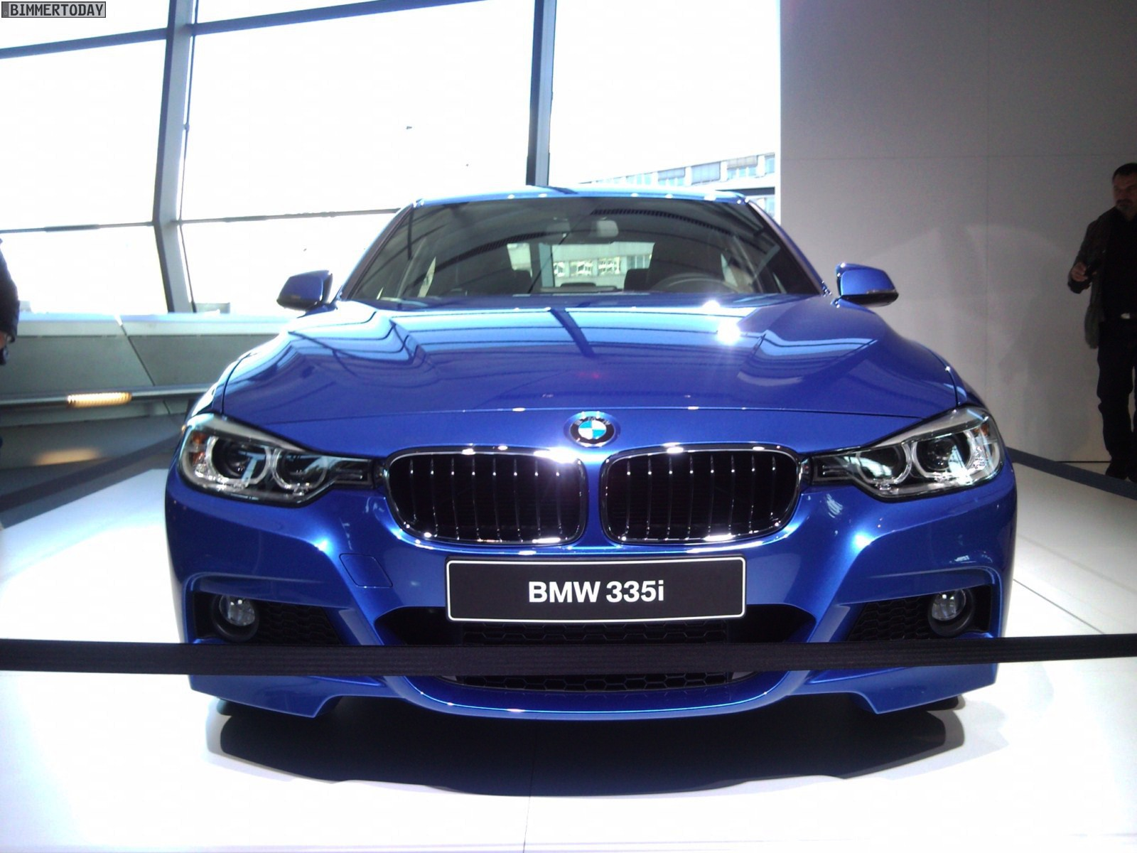 Real Life Photos: 2012 BMW 3 Series M Sport