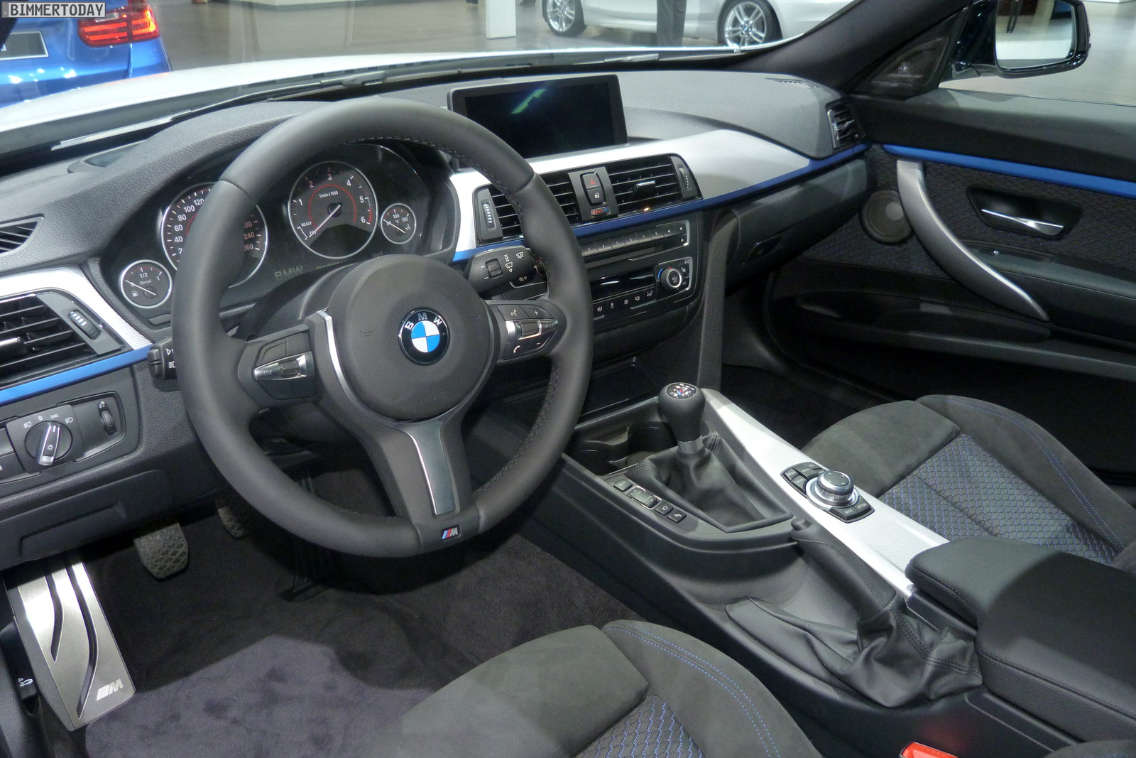 2013 Geneva Bmw 325d Gt With M Sport Package