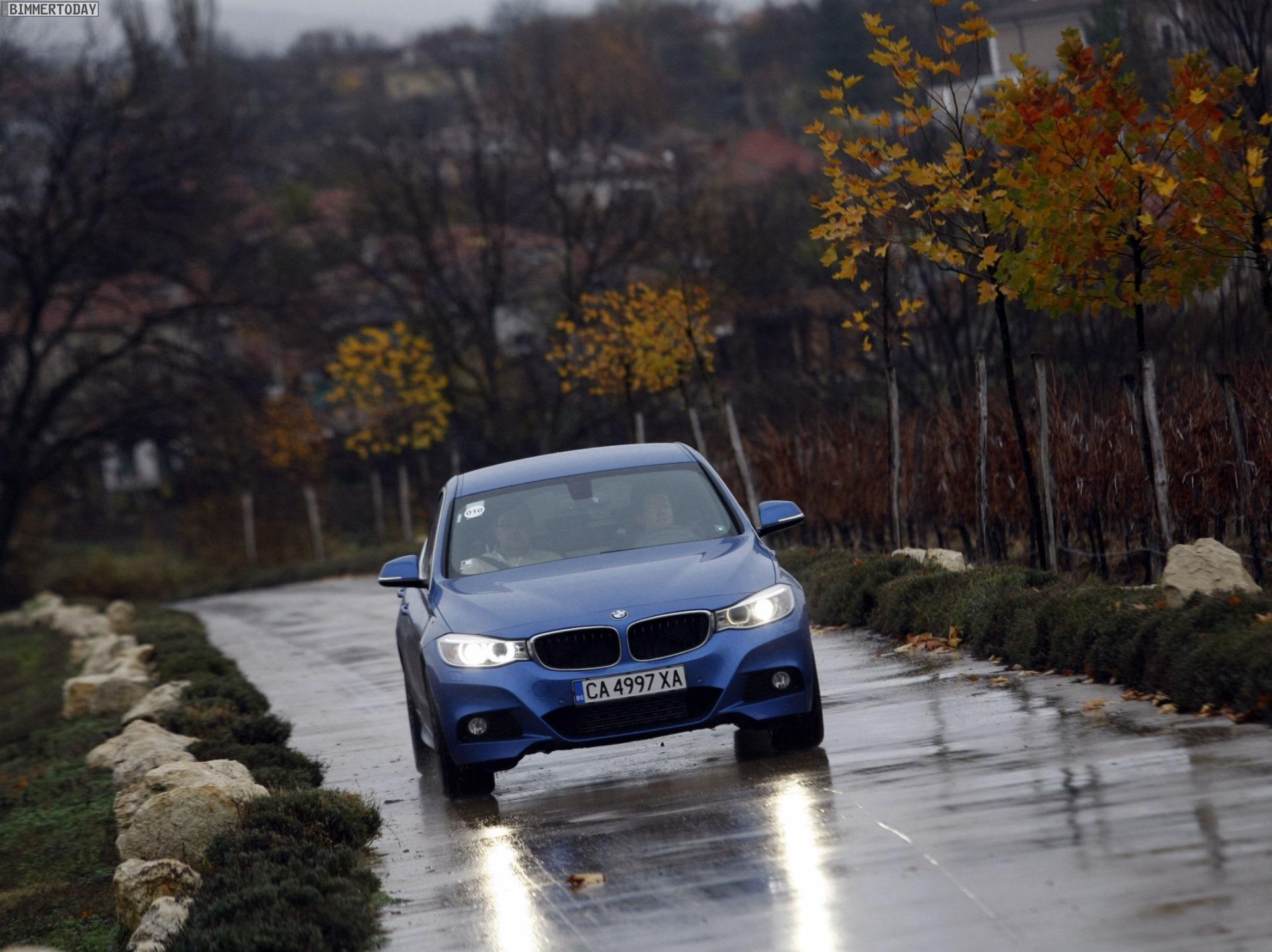 BMW 3er GT M Sportpaket Estorilblau F34 04