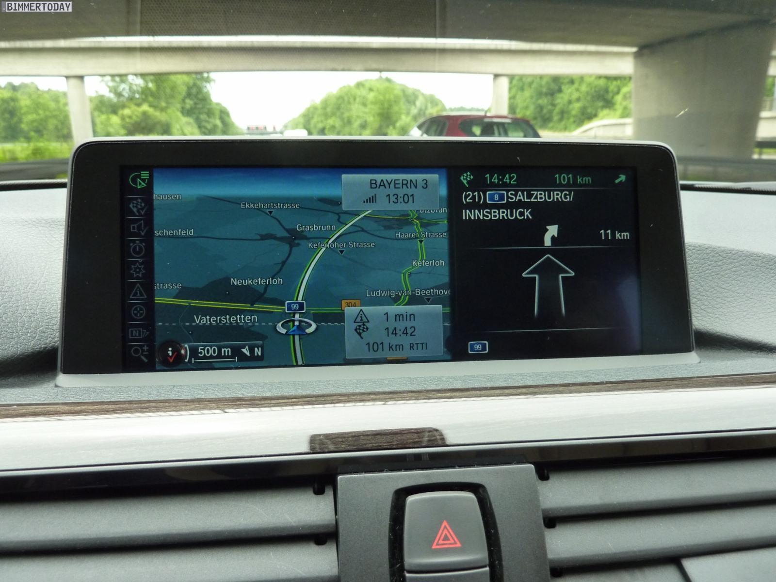 BMW 3er Touring F31 2012 3D Navi HUD 051