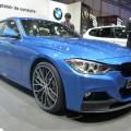 BMW 3er Touring F31 330d M Performance Autosalon Genf 2013 LIVE 01 120x120