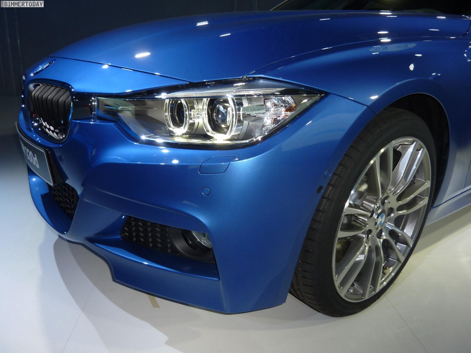 BMW 3er Touring F31 M Sportpaket 330d 2012 01