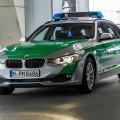 BMW 3er Touring F31 Polizei 2012 Bayern X3 F25 Einsatzfahrzeug 2 120x120