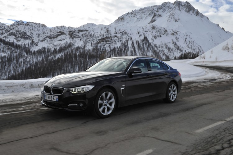 BMW 428i xDrive Gran Coupe images 22 750x499