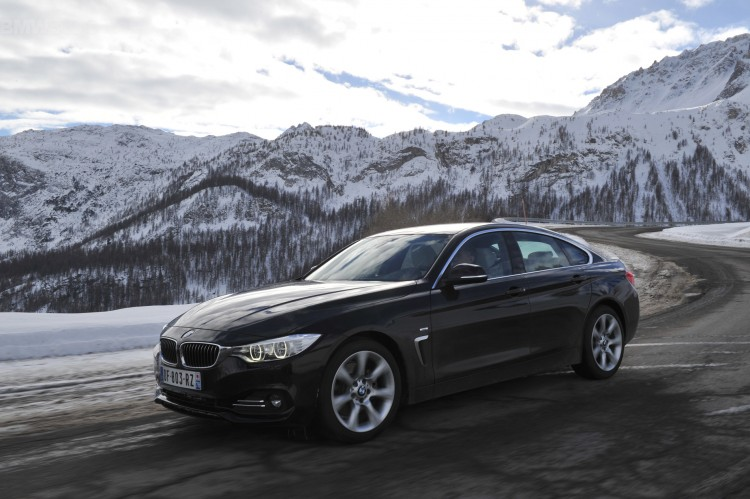 BMW 428i xDrive Gran Coupe images 33 750x499