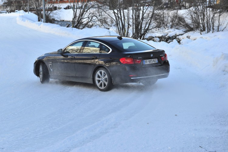 BMW 428i xDrive Gran Coupe images 48 750x500