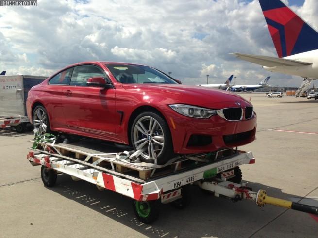 BMW 435i F32 M Sportpaket Melbourne Rot 4er ungetarnt 01 655x491
