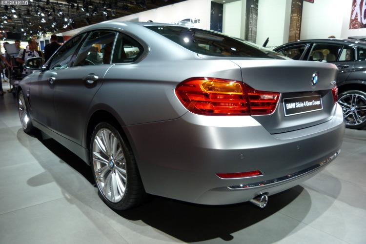 BMW 4er Gran Coupe GC F36 Frozen Cashmere Silver Paris 2014 LIVE 03 750x500