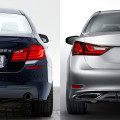 BMW 5 SERIES VS LEXUS GS 350 PHOTO 120x120