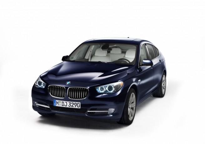 BMW 5 Series Gran Turismo xDrive 2 655x461