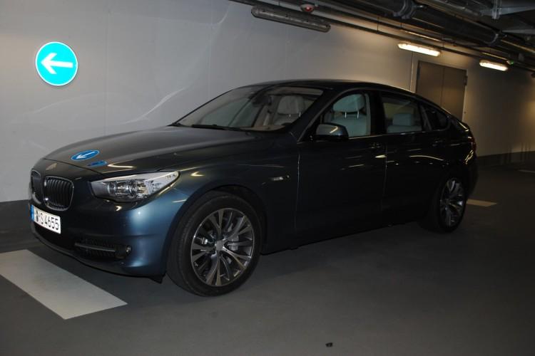 BMW 530d GT 8 750x500