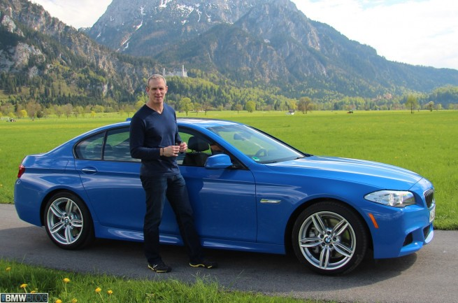 BMW 535i Santorini Blue 13 655x433