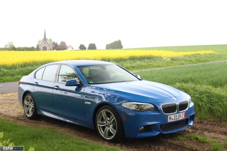 BMW 535i Santorini Blue 15 750x500