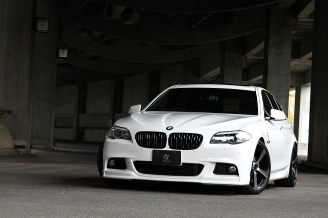 BMW 5er F10 F11 M Sportpaket Tuning 3D Design 09 655x436