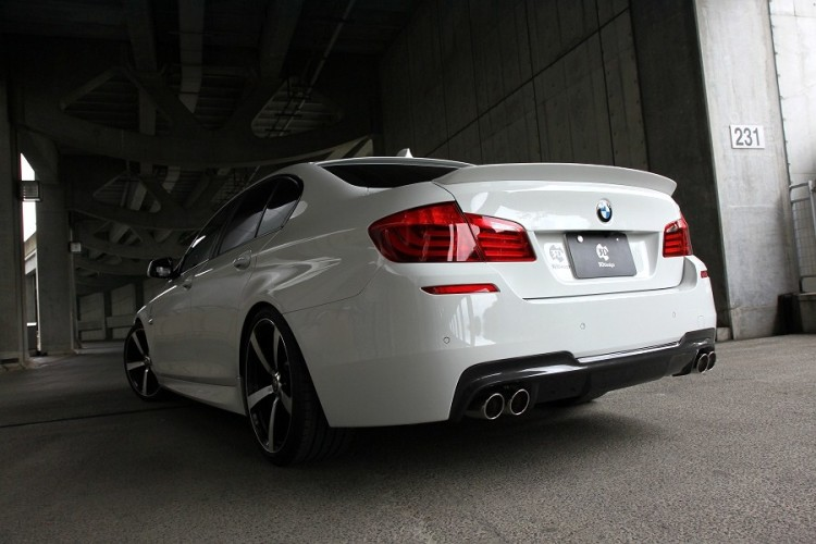 BMW 5er F10 F11 M Sportpaket Tuning 3D Design 17 750x500