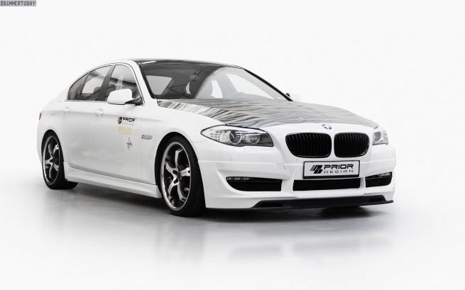 BMW 5er F10 Tuning Prior Design 03 655x409