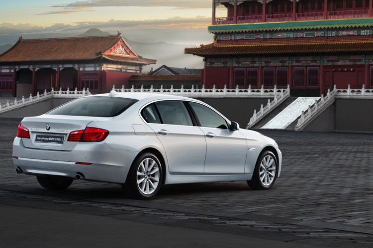 BMW 5er F18 Langversion China 750x500