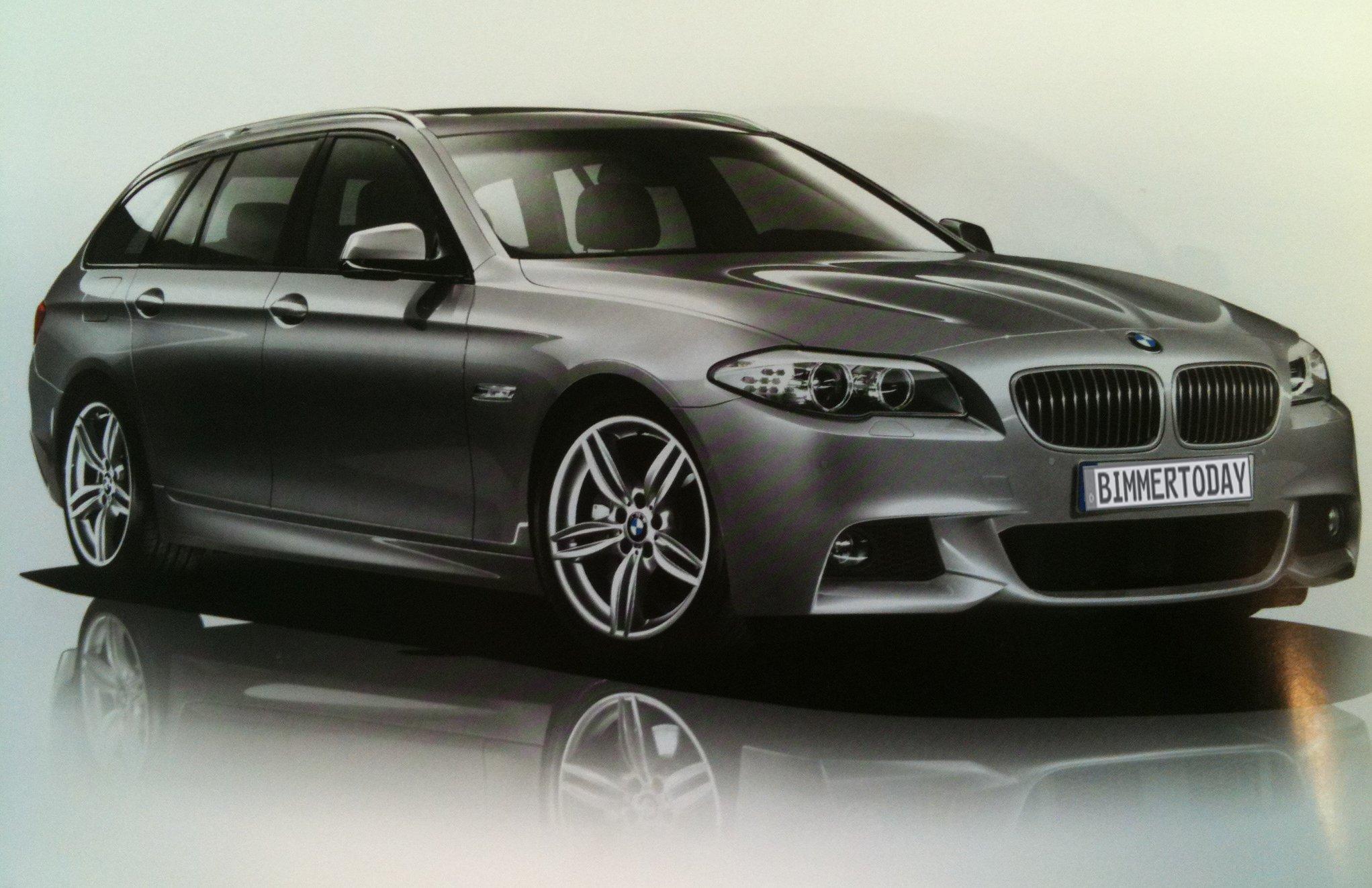 BMW 5er Touring F11 M Sportpaket 011