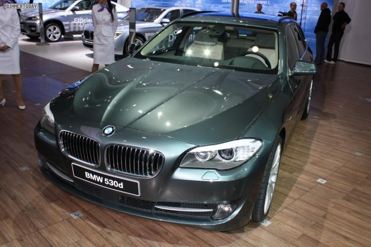 BMW 5er Touring F11 Tasmangruen 295 750x500