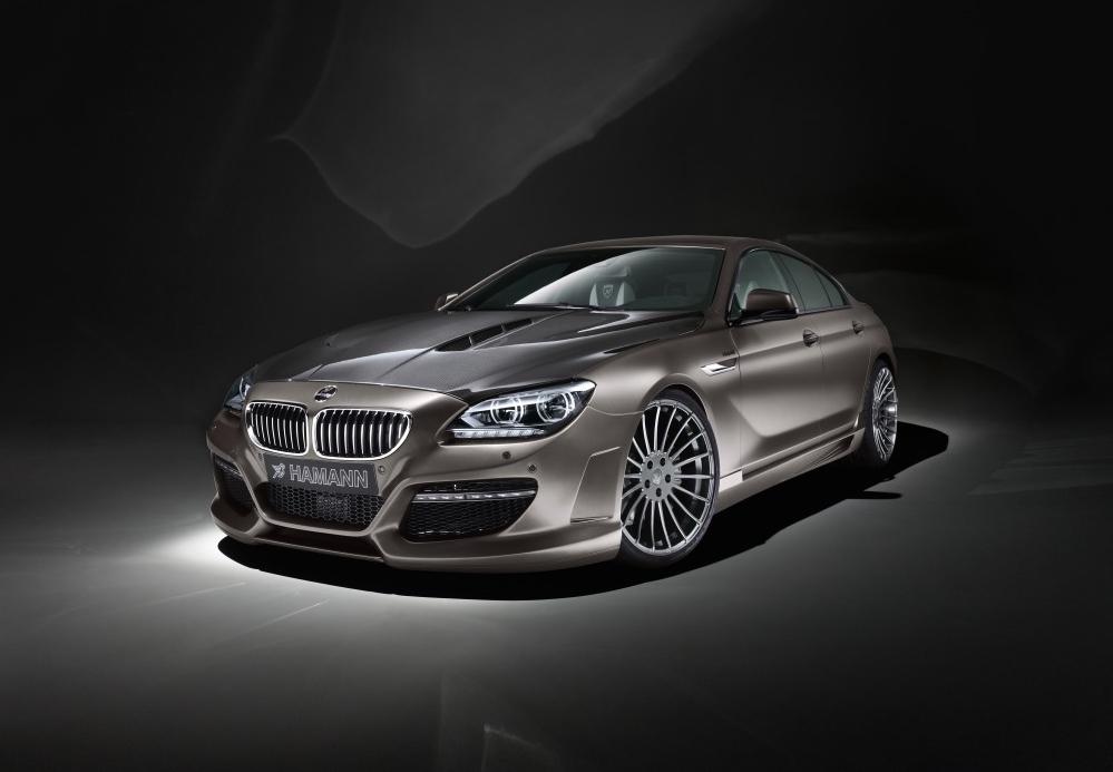 BMW 6 Serie Gran Coupe Hamann 01