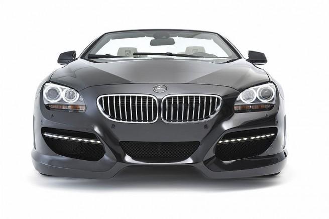 BMW 6 Series Cabriolet hamann 2 655x436