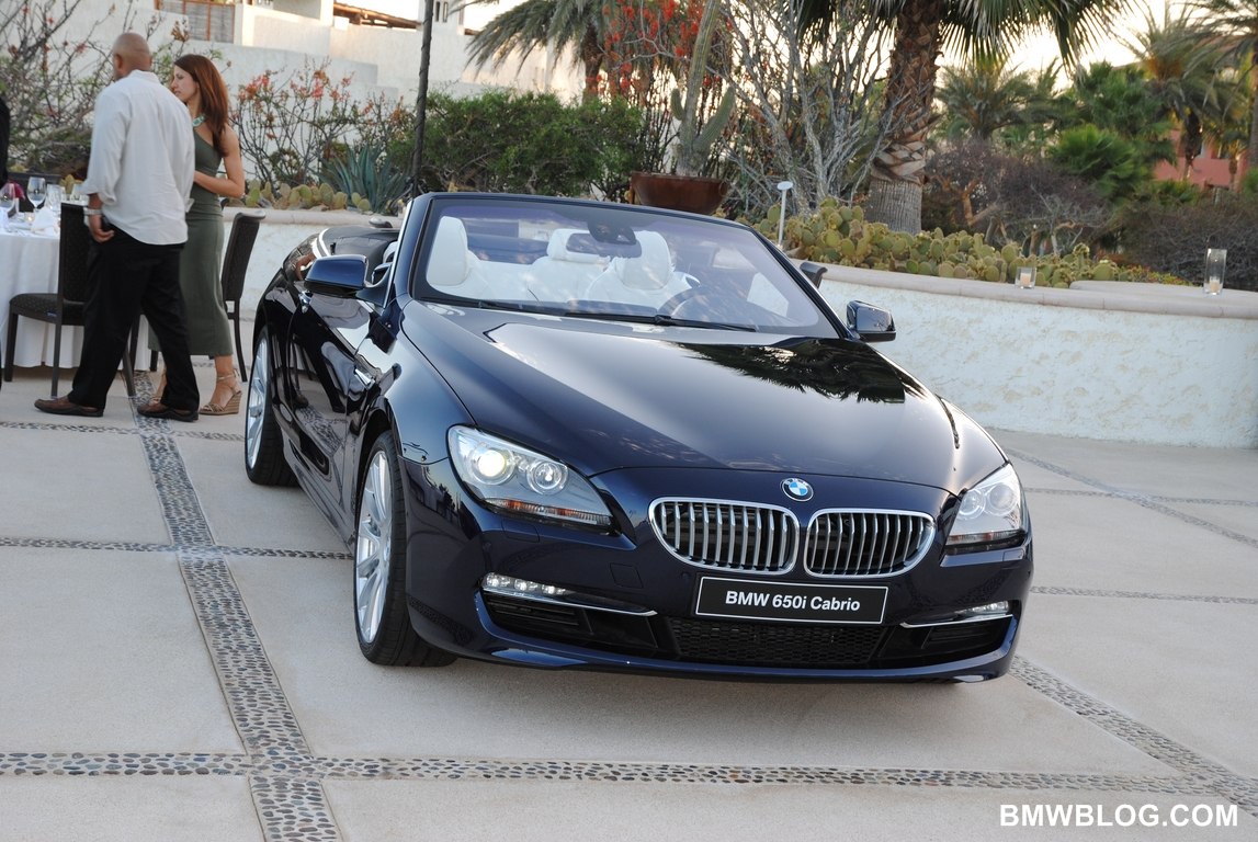 Bmw 6 Series Launch In Cabos 6 Series Coupe To Cost 83875