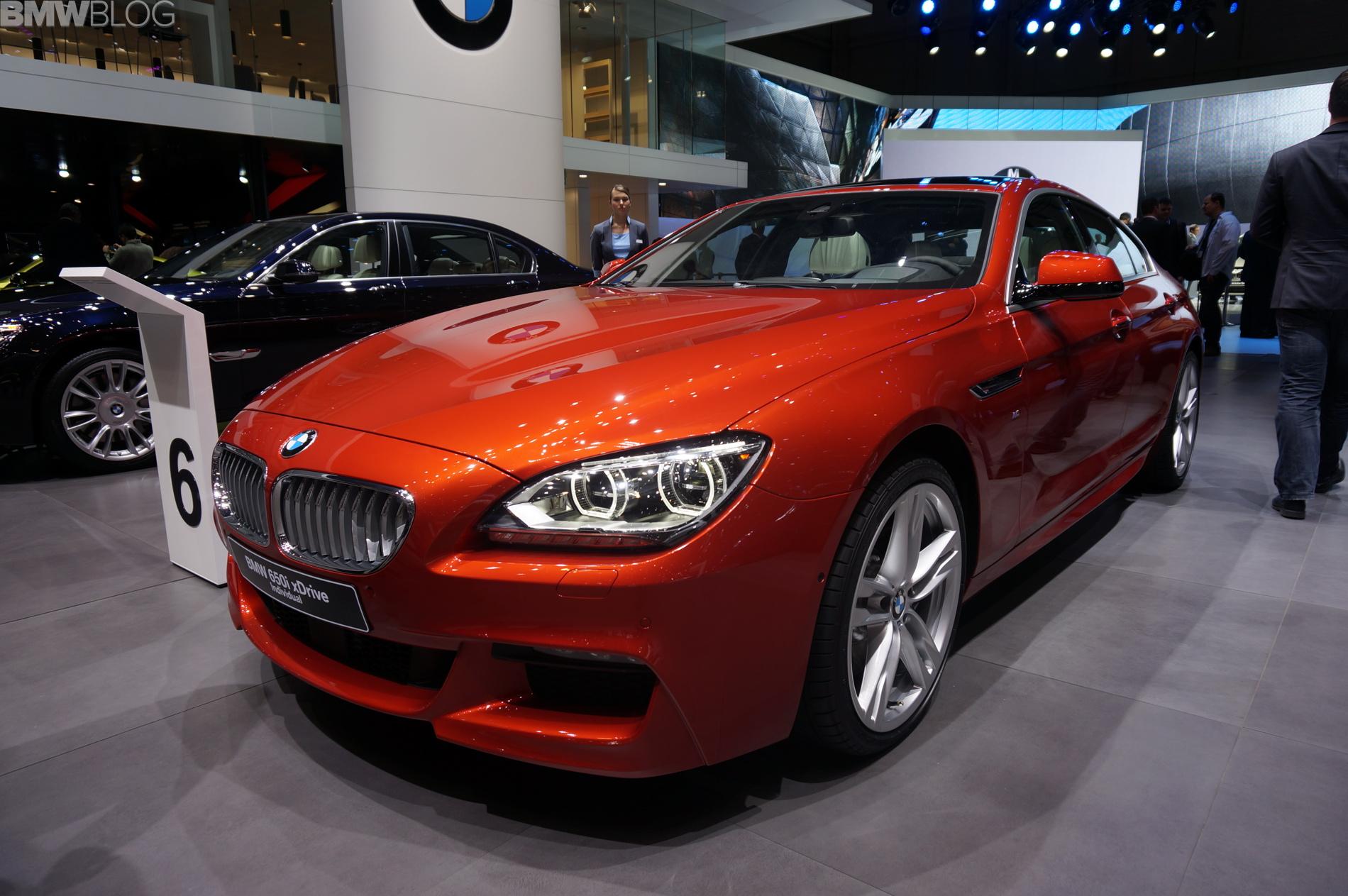 BMW 6 series gran coupe individual sakhir orange 01