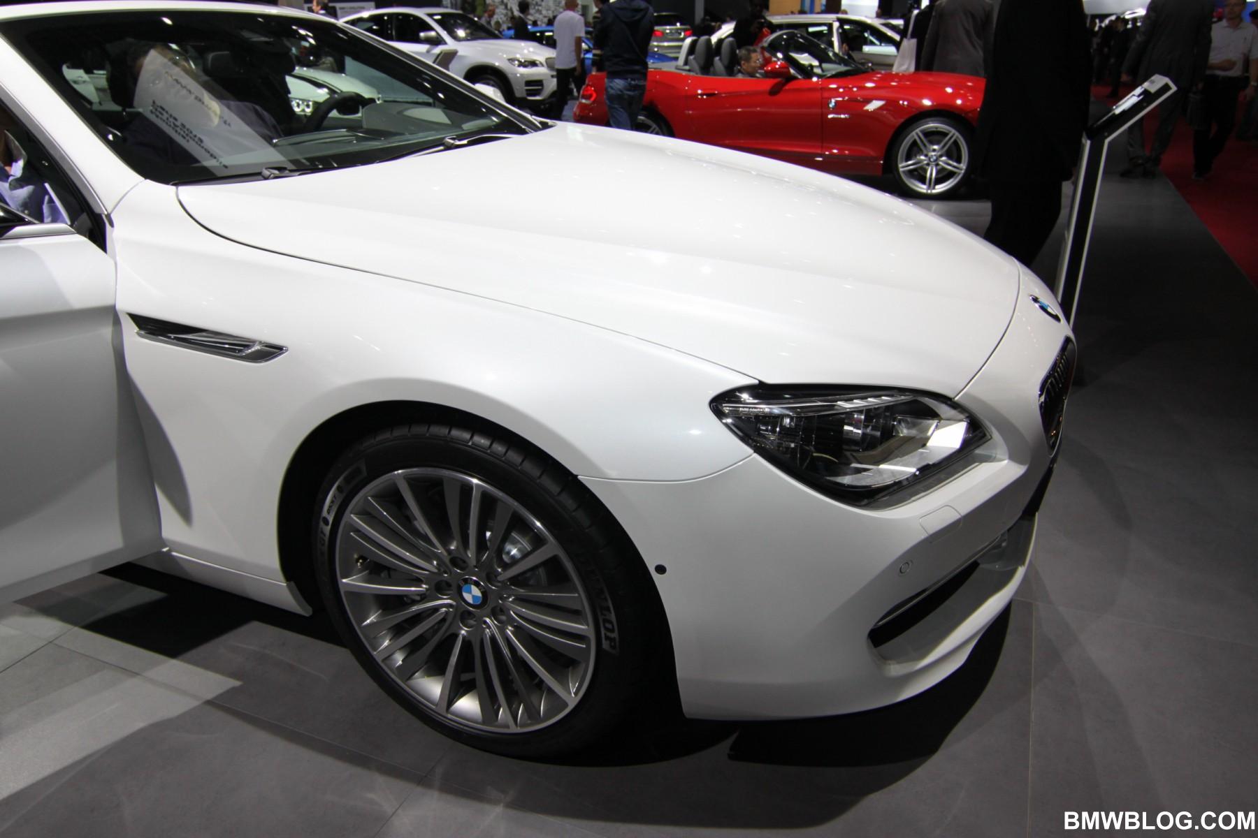 BMW 650i Gran Coupe 10
