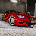 BMW 650i Gran Coupe D2FORGED CV15 Wheels 01 120x120