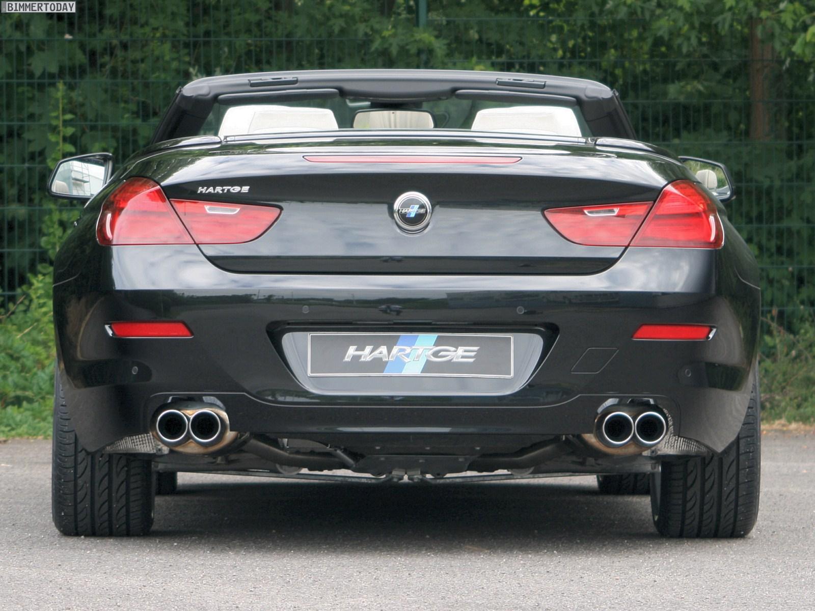 BMW 6er Cabrio F12 Hartge 01