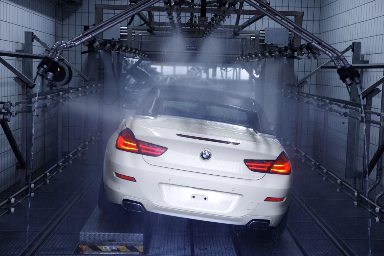 BMW 6er Cabrio F12 Produktion Dingolfing 02