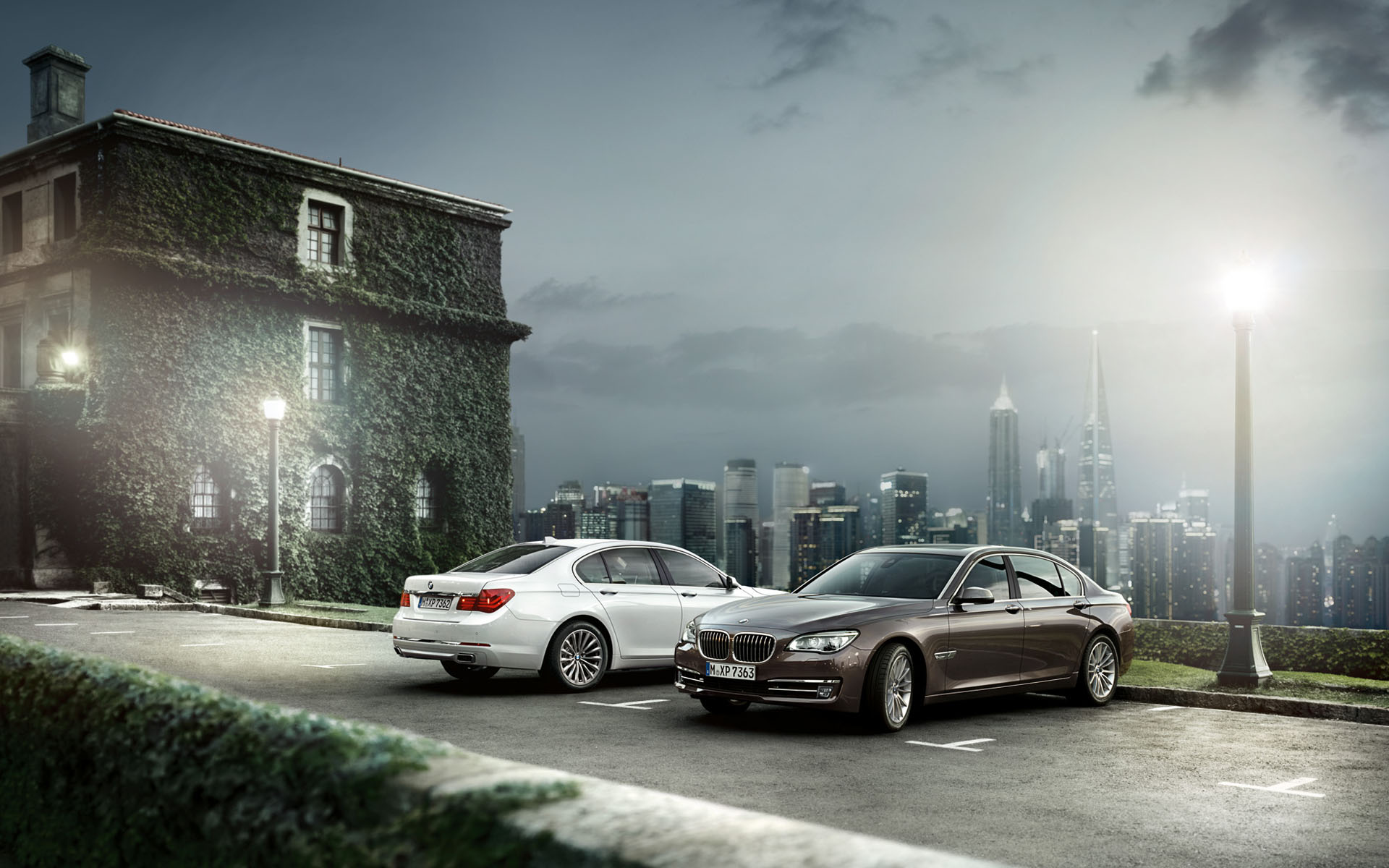 BMW 7 Series Wallpaper 01 1920x1200