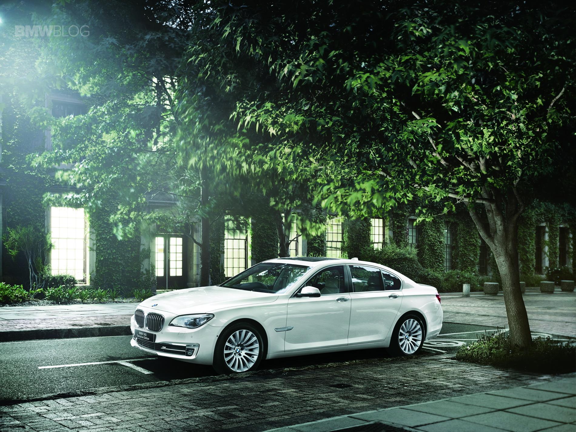 BMW 740i Executive Edition Model 03