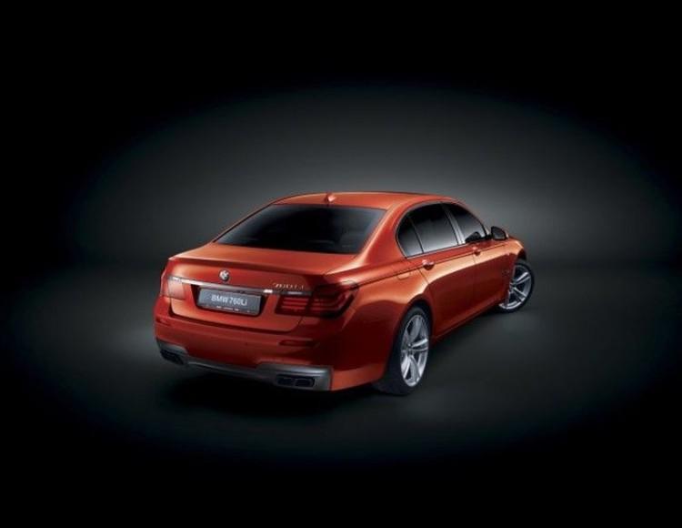 BMW 760Li M Sport limited edition 1 750x580