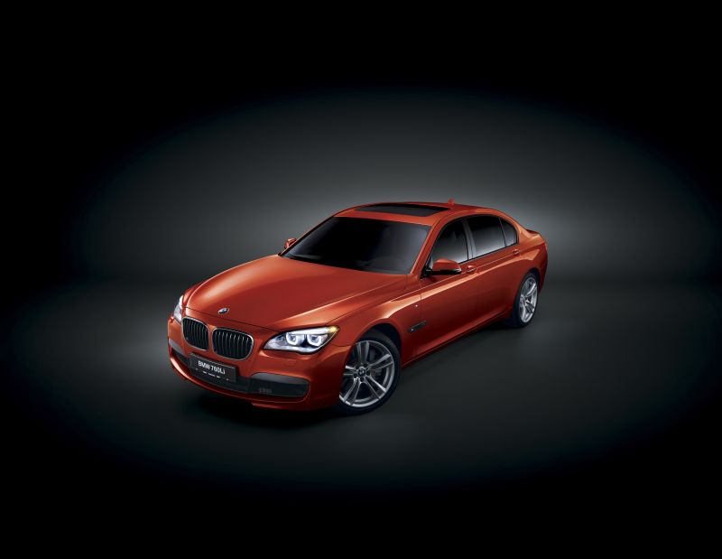 BMW 760Li M Sport limited edition
