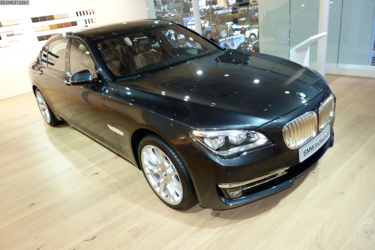BMW 760li Sterling Individual 7er Inspired Robbe Berking Genf Autosalon 2014 LIVE 01 750x500